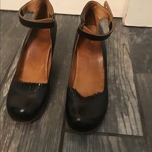 Chie Mahara Ankle Strap Shoes